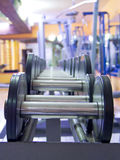 Weights Stock Image
