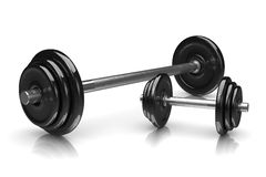Weights Stock Photography