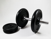 Weights gym Stock Photos