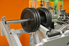 Weights for health Royalty Free Stock Image