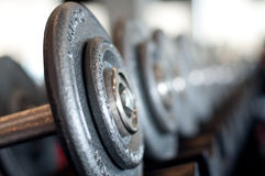 Weights Royalty Free Stock Photography