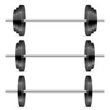 Weights set Stock Photography