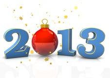 Weihnachten 2013 Stockfotografie