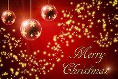 Weihnachten stockbild