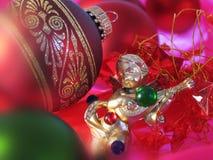 Weihnachten angel2 Stockbild