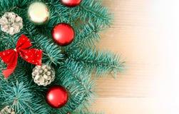 Weihnachten-backgound Lizenzfreie Stockbilder