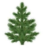 Weihnachten-Baum lizenzfreie stockfotos
