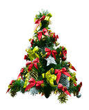 Weihnachten-Baum Stockfotografie