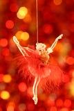 Weihnachten-Baum Dekoration stockfoto