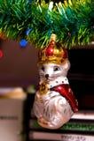 Weihnachten-Baum Dekorationen Lizenzfreie Stockfotos