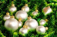 Weihnachten-Baum Dekorationen Lizenzfreies Stockbild