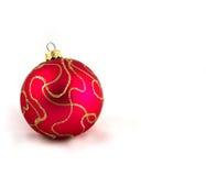 Weihnachten-Baum Dekorationen Lizenzfreies Stockfoto