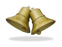 Weihnachten Bell Vektor Abbildung