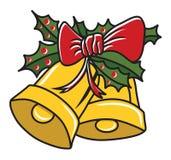 Weihnachten Bell Stockfoto