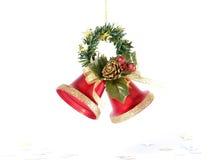 Weihnachten Bell stockfotografie