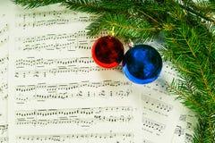 Weihnachten Carol Stockbilder