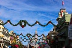 Weihnachten in Disney Stockbilder