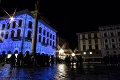 Weihnachten in Florenz Lizenzfreies Stockfoto