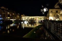 Weihnachten in Florenz IX Stockfoto
