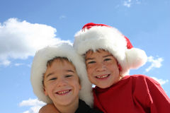 Weihnachten in Florida Stockfotografie
