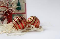 Weihnachten-Gezeiten Stockbilder