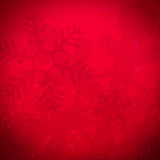 Weihnachten - Hintergrund des neuen Jahres lizenzfreie abbildung