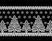 Weihnachten im Hintergrund lizenzfreie abbildung