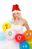 Weihnachten kommt! Lizenzfreie Stockfotos