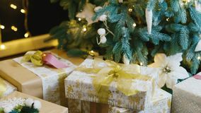 Weihnachten kommt stock footage