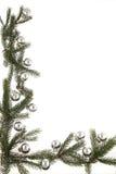 Weihnachten-Kugeln Lizenzfreies Stockbild