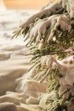 Weihnachten/Lappland /details/Weihnachtsstimmung /Finland/Weihnachtszeit lizenzfreie stockfotografie