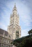 Weihnachten in München Stockfoto