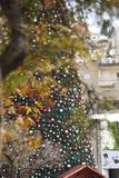 Weihnachten in Nazaret Lizenzfreie Stockfotografie