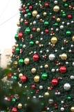 Weihnachten in Nazaret Stockbilder