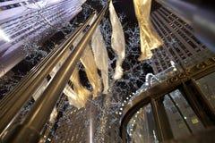 Weihnachten NYC Lizenzfreies Stockbild