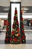 Weihnachten-ornamets Stockfotografie