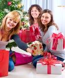 Weihnachten Party.Celebrate Stockfotos