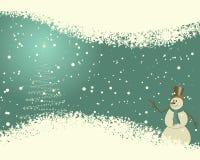 Weihnachten Retro- Lizenzfreie Stockfotos