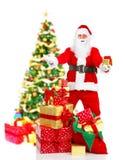 Weihnachten Sankt stockbilder