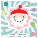 Weihnachten Sankt lizenzfreie abbildung