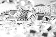 Weihnachten stars Dekoration Lizenzfreies Stockfoto