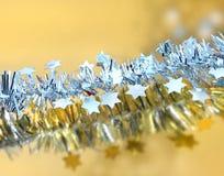 Weihnachten stars Gefühl Lizenzfreie Stockfotos