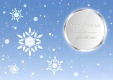 Weihnachten und Feier des neuen Jahres Stockbild