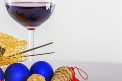 Weihnachten und neue Jahresfrist 08 Stockfotografie