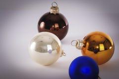 Weihnachten und neue Jahresfrist Stockfotos