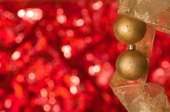 Weihnachten- und neues Jahr backrgound Lizenzfreies Stockfoto