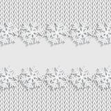 Weihnachten- und neues Jahr ` s Hintergrund mit Platz für Ihren Text Stockbilder