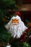 Weihnachten verziert Stockfoto