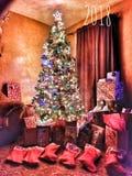 Weihnachten 18 stockfotografie