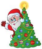 Weihnachten Weihnachtsmann 4 Stockfotografie